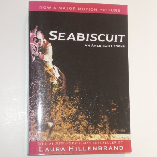 Seabiscuit by LAURA HILLENBRAND History 2002 Trade Size