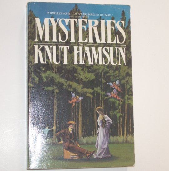 Mysteries by KNUT HAMSON Trade Size 1984