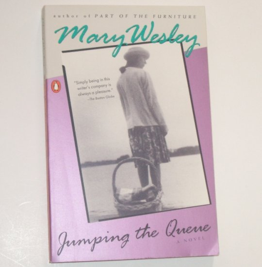 Jumping the Queue by MARY WESLEY Witty Fiction 1983