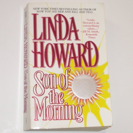 Son of the Morning by LINDA HOWARD Paranormal Time Travel Romance 1997