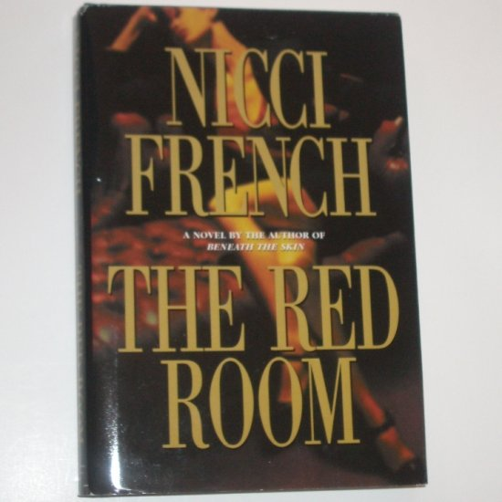 The Red Room by NICCI FRENCH Mystery 2001 Hardcover with Dust Jacket