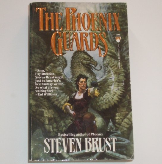 The Phoenix Guards by STEVEN BRUST Fantasy 1992