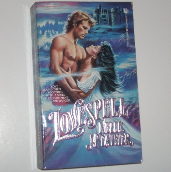 Lovespell by NELLE McFATHER Historical Medieval Romance 1992