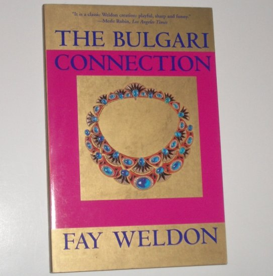 The Bulgari Connection by FAY WELDON Trade Size 2000