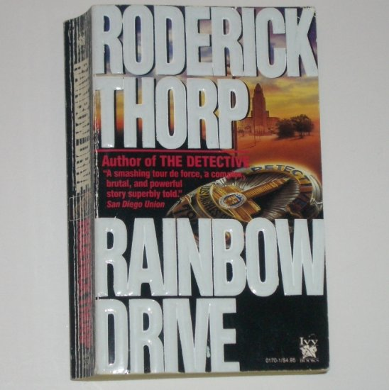 Rainbow Drive by RODERICK THORP Mystery 1987