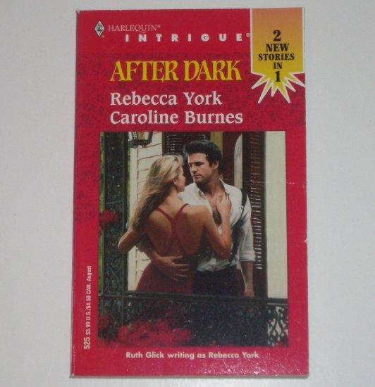 After Dark by REBECCA YORK, CAROLINE BURNES Harlequin Intrigue 525 Aug99 43 Light Street