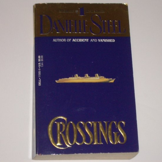 Crossings by DANIELLE STEEL 1989