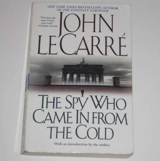 The Spy Who Came In From the Cold by JOHN le CARRE Trade Size 2001
