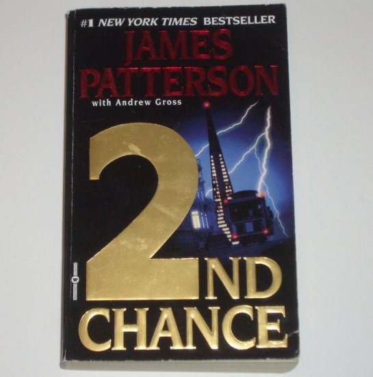 2nd Chance by James Patterson Thriller 2003