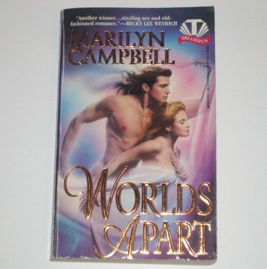 Worlds Apart by MARILYN CAMPBELL Futuristic Dreamspun Romance 1994