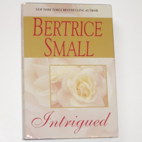Intrigued by BERTRICE SMALL Historical Renaissance Romance 2001 Hardcover with Dustjacket