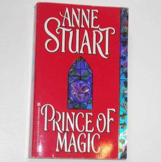 Prince of Magic by ANNE STUART Historical Romance 1998