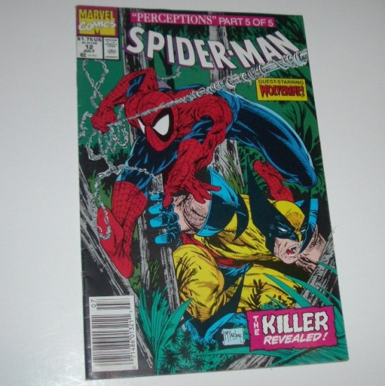Spider-Man #12 (Marvel Comics 1991)