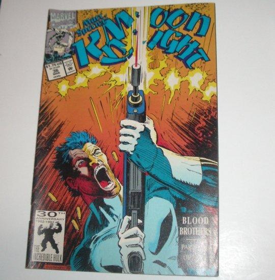 Marc Spector Moon Knight #36 (Marvel Comics 1992)