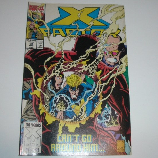 X Factor #90 (Marvel Comics 1993)