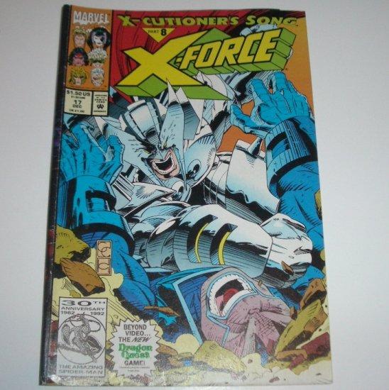 X-Force #17 (Marvel Comics 1992)