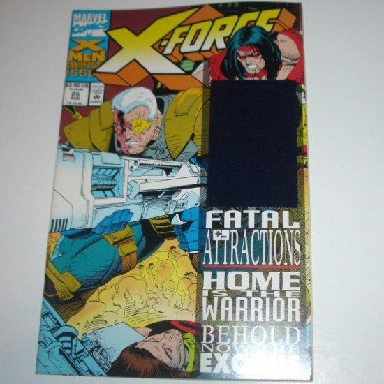 X-Force #25 (Marvel Comics 1993)