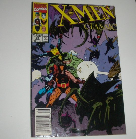 X-Men Classic #60 (Marvel Comics 1987)