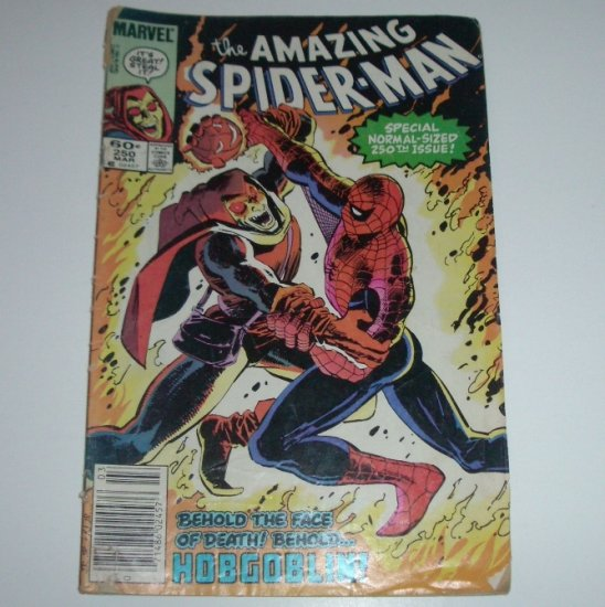 Amazing Spider-Man #250 (Marvel Comics 1984)