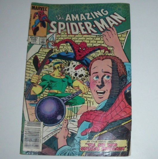 Amazing Spider-Man #248 (Marvel Comics 1984)