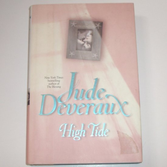 High Tide by Jude Deveraux Hardcover Dust Jacket 2000