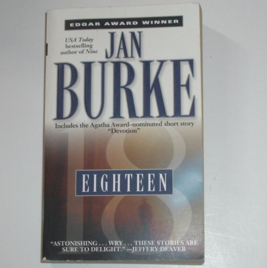 Eighteen by JAN BURKE Mystery Anthology 2004