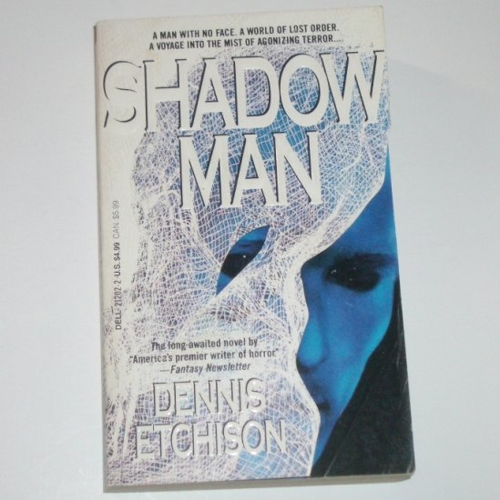 Shadow Man by DENNIS ETCHISON Horror 1993