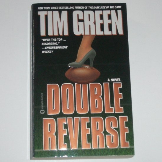 Double Reverse by TIM GREEN NFL Suspense Thriller 2000