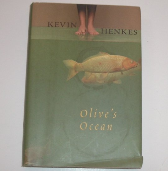 Olive's Ocean by KEVIN HENKES Hardcover Dust Jacket 2003 Childrens Fiction