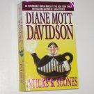 Sticks and Scones by Diane Mott Davidson Cozy Goldy Culinary Mystery 2002