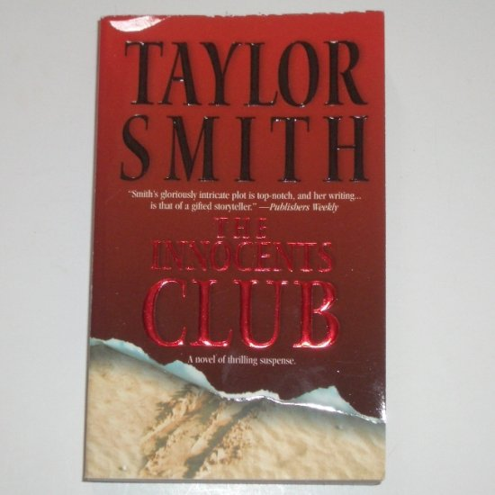 The Innocents Club by TAYLOR SMITH Suspense Thriller 2000