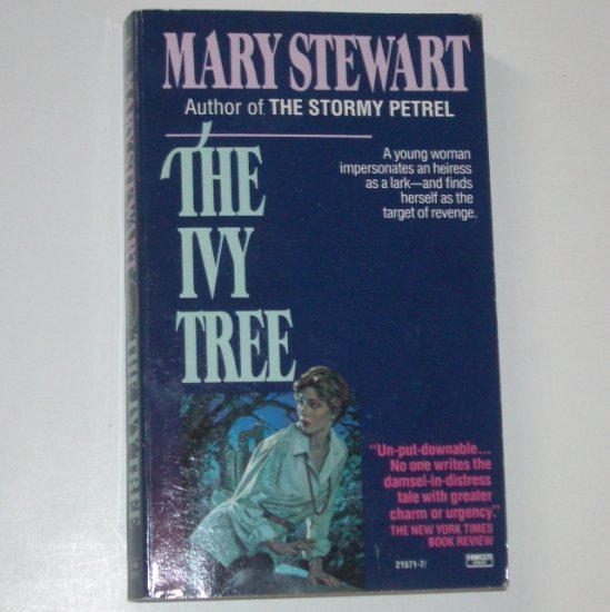 The Ivy Tree by MARY STEWART Romantic Suspense 1990