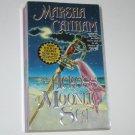Across a Moonlit Sea by MARSHA CANHAM Historical Pirate Romance 1996