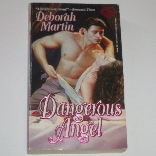Dangerous Angel by Deborah Martin Historical Romance Paperback 1994