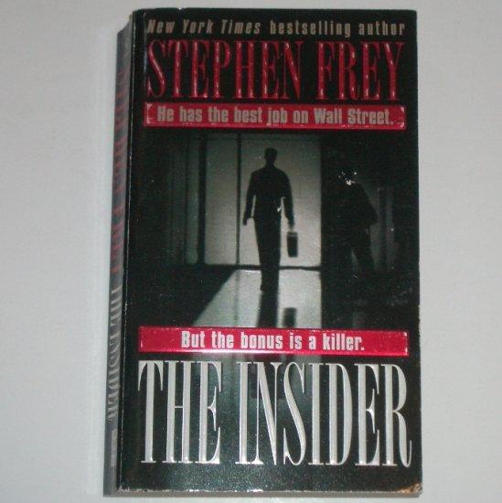 The Insider by STEPHEN FREY Thriller 2000