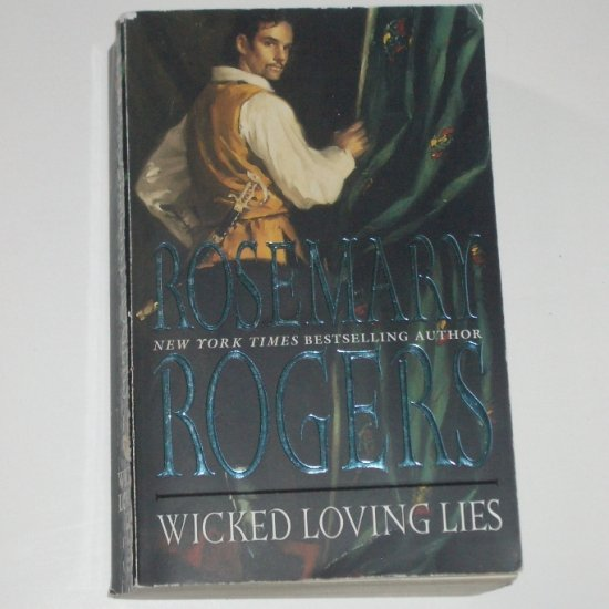 Wicked Loving Lies by ROSEMARY ROGERS Exotic Sheikh Romance 2002