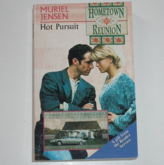 Hot Pursuit by MURIEL JENSEN Harlequin Romance 1996 Hometown Reunion