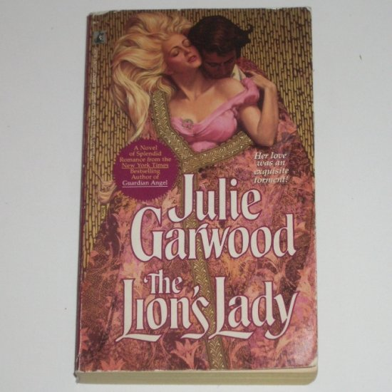 The Lion's Lady by JULIE GARWOOD Historical Regency Romance 1988