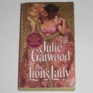 The Lion's Lady by JULIE GARWOOD Historical Regency Romance 1988
