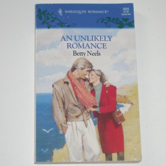 An Unlikely Romance by Betty Neels Harlequin Romance No 3222 Sep92
