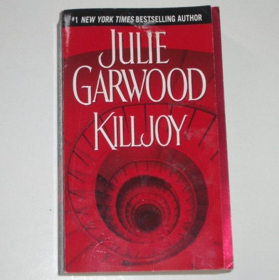 Killjoy by JULIE GARWOOD Thriller 2003