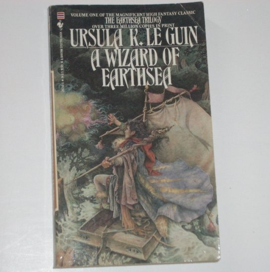 A Wizard of Earthsea by URSULA K Le GUIN Science Fiction 1989