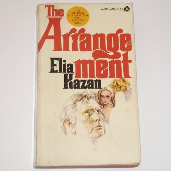 The Arrangement by ELIA KAZAN 1970