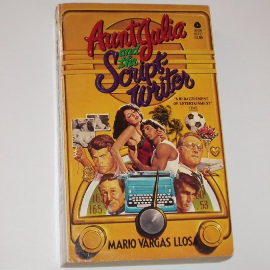 Aunt Julia and the Script Writer by MARIO VARGAS LLOSA Funny Romance 1983