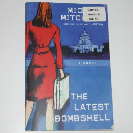 The Latest Bombshell by MICHELE MITCHELL Trade Size 2004