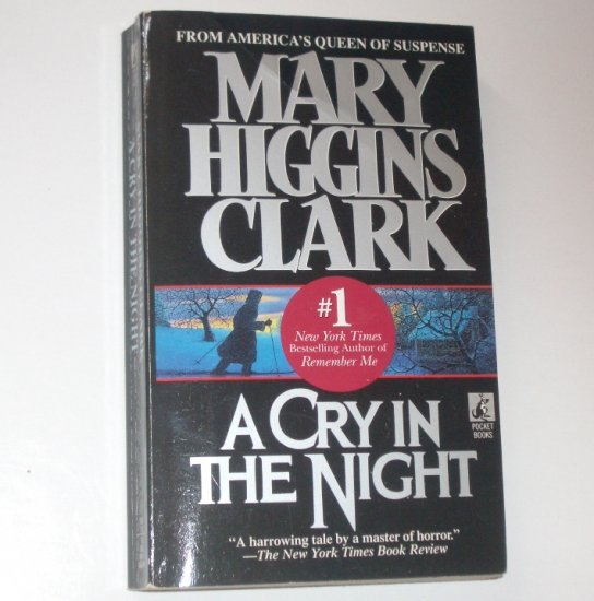 A Cry in the Night by Mary Higgins Clark Thriller 1993