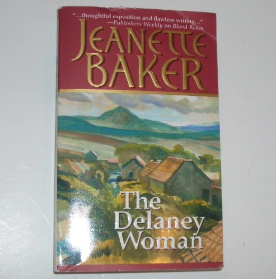 The Delaney Woman by JEANETTE BAKER Romantic Suspense 2003