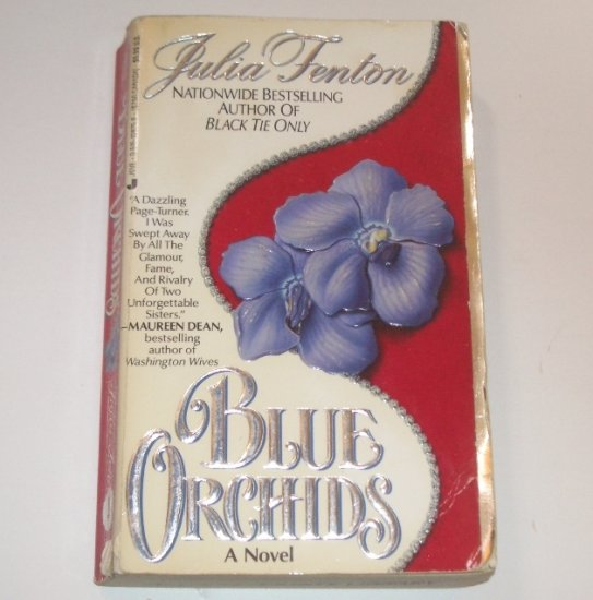 Blue Orchids by JULIA FENTON 1992