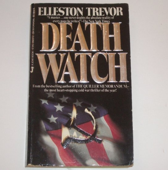 Death Watch by ELLESTON TREVOR Thriller 1985