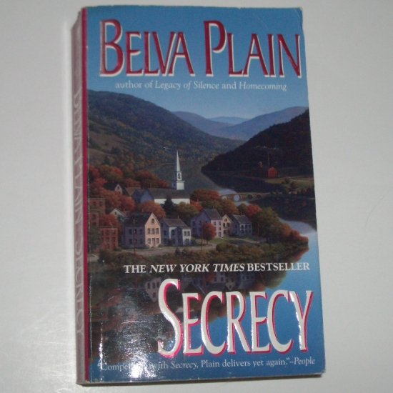 Secrecy by BELVA PLAIN 1998
